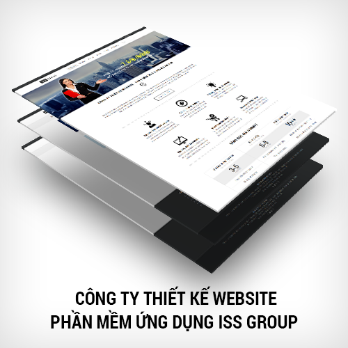 cong ty thiet ke website   iss group