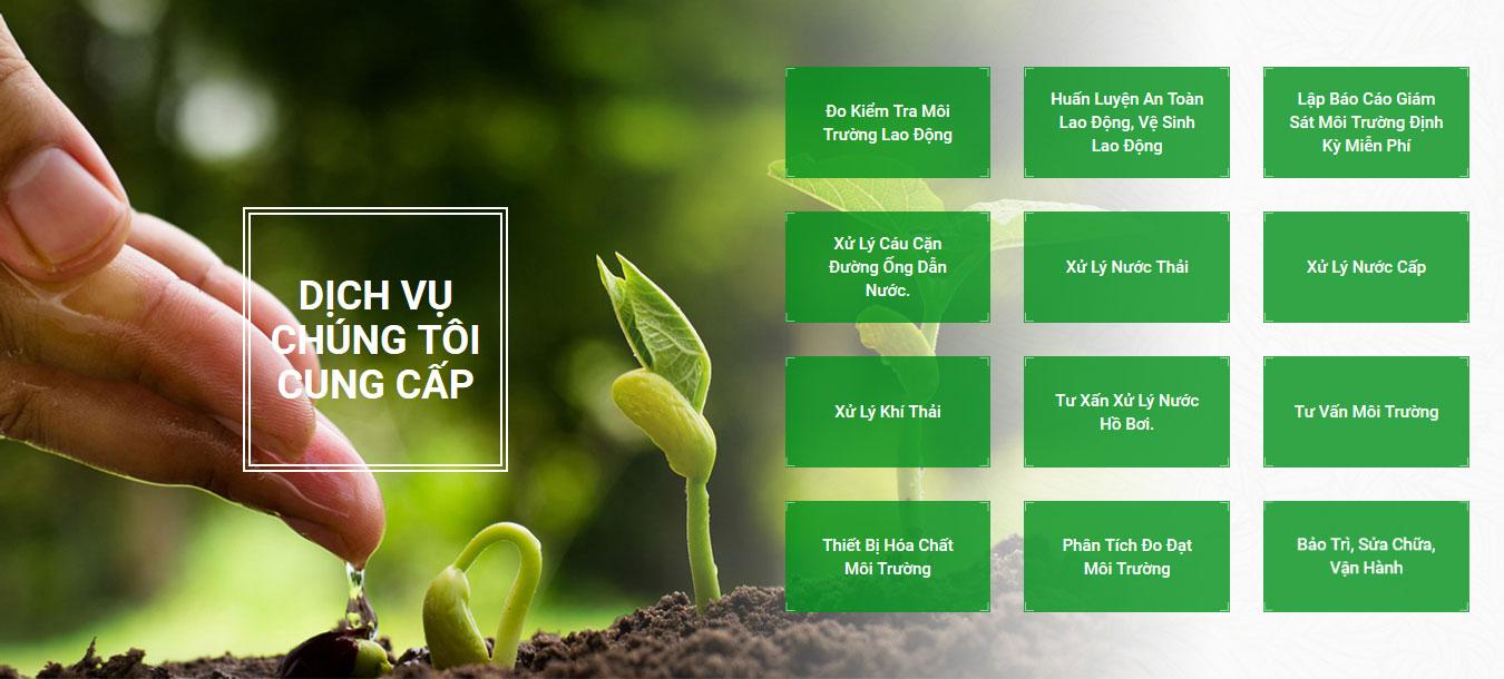 Công ty TNHH Công nghệ môi trường Đông Nam Bộ