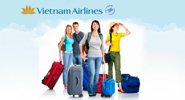 Vietnam Airlines được xách hành lý 12-18kg lên máy bay
