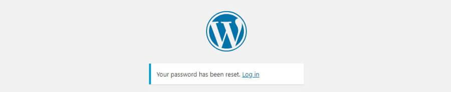 đổi mật khẩu thành công
